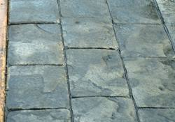 London Cobble Stamped Concrete