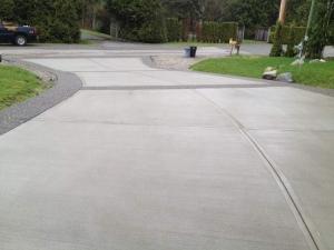 Decorative CombinationFinish Concrete